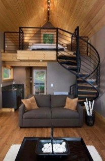 Cute Tiny House Design Ideas On Wheels That You Must Have Now 50