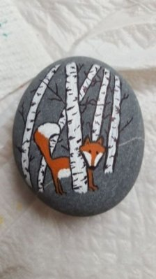 Elegant Diy Rock Painting Design Ideas That Looks Cool 06