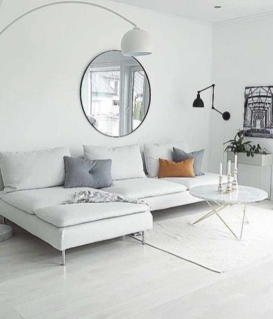 Fancy Sofa Design Ideas For Minimalist Living Room To Try 39