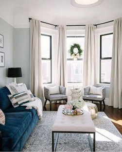 Favorite Living Room Curtain Design Ideas To Enhance Your Living Room 11