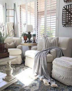 Favorite Living Room Curtain Design Ideas To Enhance Your Living Room 12