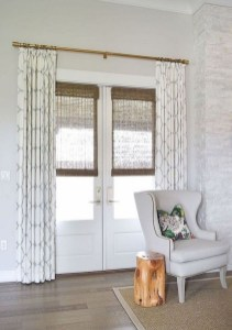 Favorite Living Room Curtain Design Ideas To Enhance Your Living Room 22