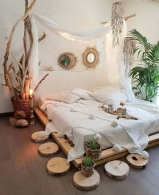 Glamorous Bohemian Bedroom Design Ideas Must You Try Now 04