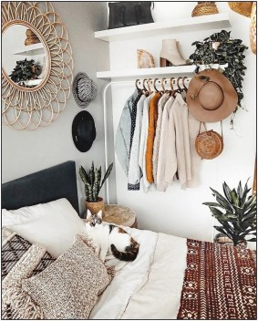 Glamorous Bohemian Bedroom Design Ideas Must You Try Now 15