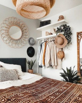 Glamorous Bohemian Bedroom Design Ideas Must You Try Now 24