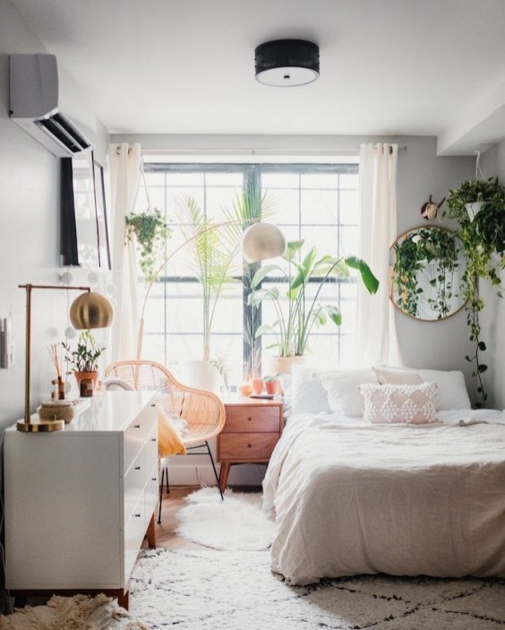 Glamorous Bohemian Bedroom Design Ideas Must You Try Now 37