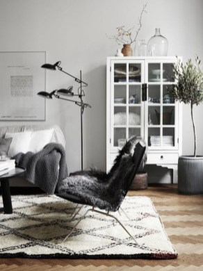 Gorgeous Nordic Living Room Design Ideas You Should Have 08