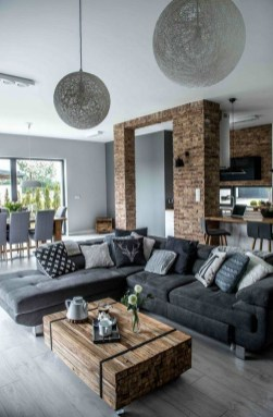 Gorgeous Nordic Living Room Design Ideas You Should Have 33