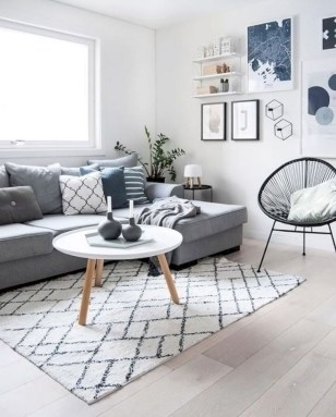 Gorgeous Nordic Living Room Design Ideas You Should Have 36