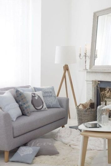 Gorgeous Nordic Living Room Design Ideas You Should Have 40