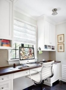 Gorgeous Traditional Small Home Office Design Ideas For You To Have 12