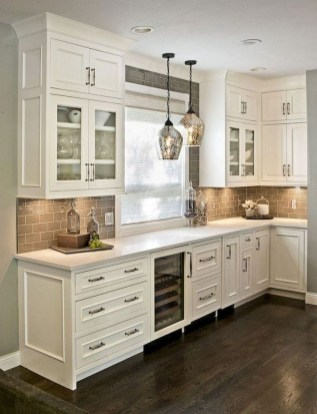 Impressive Kitchen Cabinet Design Ideas For Your Inspiration 16