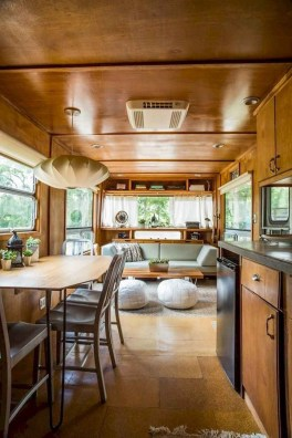 Incredible Rv Motorhome Interior Design Ideas For Summer Holiday 06