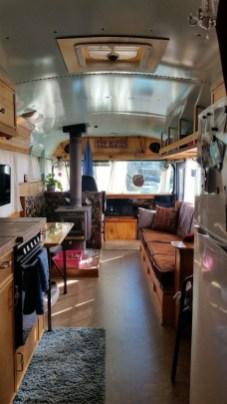 Incredible Rv Motorhome Interior Design Ideas For Summer Holiday 15