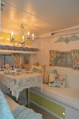 Incredible Rv Motorhome Interior Design Ideas For Summer Holiday 16
