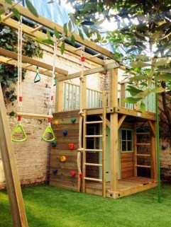 Lovely Diy Playground Design Ideas To Make Your Kids Happy 02