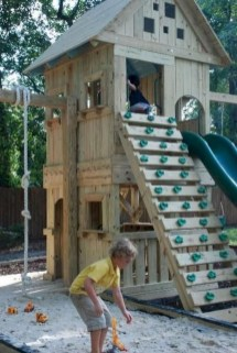 Lovely Diy Playground Design Ideas To Make Your Kids Happy 04