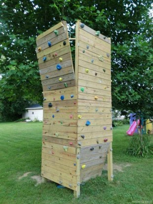 Lovely Diy Playground Design Ideas To Make Your Kids Happy 24
