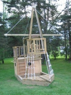 Lovely Diy Playground Design Ideas To Make Your Kids Happy 28