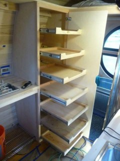 Magnificient Camper Storage Design Ideas You Must Know And Have 19