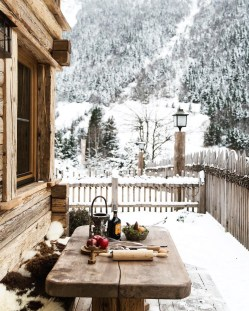 Popular Winter Patio Decorating Ideas To Try Asap 05