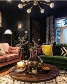 Stylish Space Design Ideas For Cozy Room To Try Asap 47