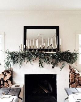 Wonderful Black Christmas Decorations Ideas That Amaze You 03