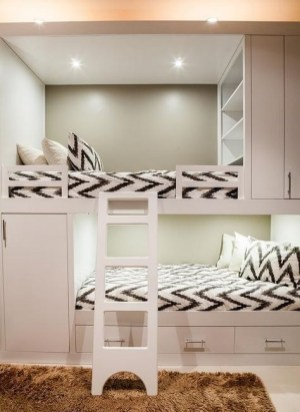 Adorable Bedroom Kids Design Ideas That Looks So Funny 09