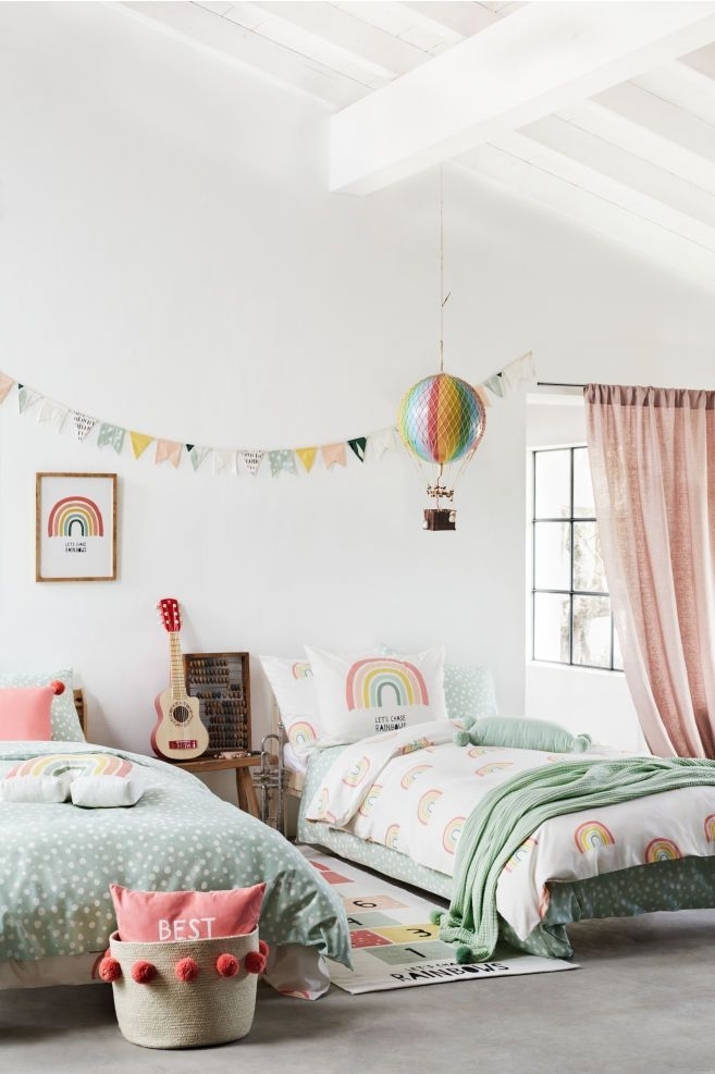 Adorable Bedroom Kids Design Ideas That Looks So Funny 27
