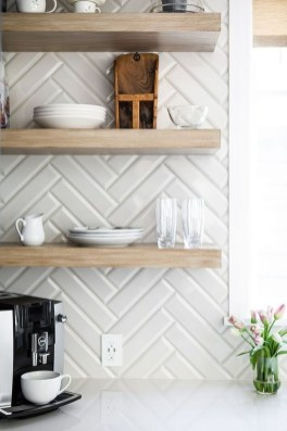Affordable Kitchen Wall Tile Design Ideas To Try Right Now 09