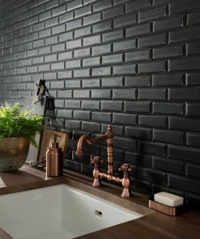 Affordable Kitchen Wall Tile Design Ideas To Try Right Now 26