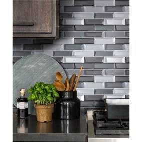 Affordable Kitchen Wall Tile Design Ideas To Try Right Now 29