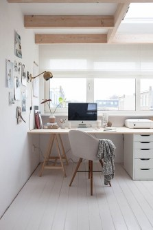 Astonishing Small Home Office Design Ideas To Try Today 19