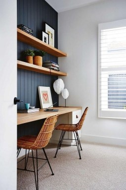 Astonishing Small Home Office Design Ideas To Try Today 24