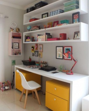 Astonishing Small Home Office Design Ideas To Try Today 27
