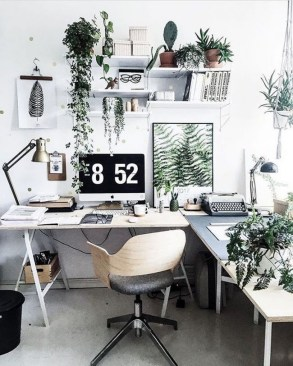 Astonishing Small Home Office Design Ideas To Try Today 35