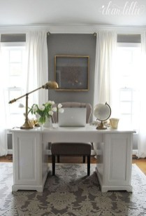 Astonishing Small Home Office Design Ideas To Try Today 37