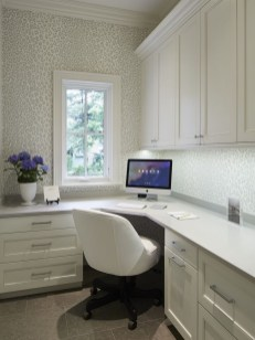 Astonishing Small Home Office Design Ideas To Try Today 38