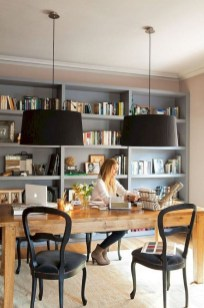 Astonishing Small Home Office Design Ideas To Try Today 40