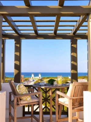 Beautiful Indoor And Outdoor Beach Dining Spaces Ideas To Copy Asap 15