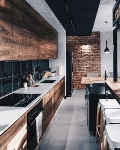 Chic Kitchen Design And Decorating Ideas For You To Copy 14