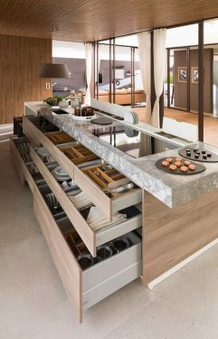 Chic Kitchen Design And Decorating Ideas For You To Copy 26