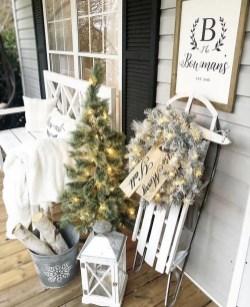 Cozy Outdoor Christmas Decor Ideas To Have Asap 20