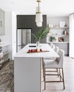 Creative Kitchen Island Design Ideas For Your Home 02