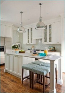 Creative Kitchen Island Design Ideas For Your Home 04