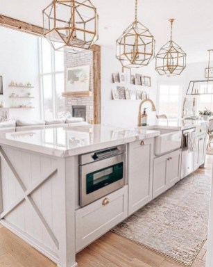 Creative Kitchen Island Design Ideas For Your Home 08