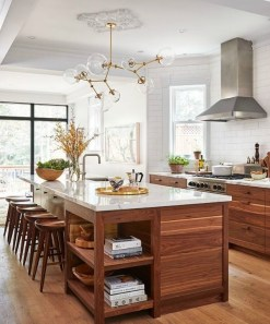 Creative Kitchen Island Design Ideas For Your Home 13
