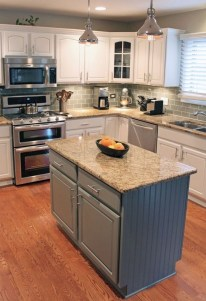 Creative Kitchen Island Design Ideas For Your Home 21
