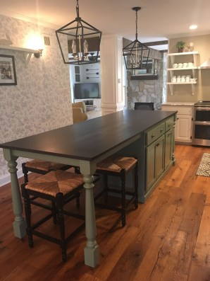 Creative Kitchen Island Design Ideas For Your Home 25