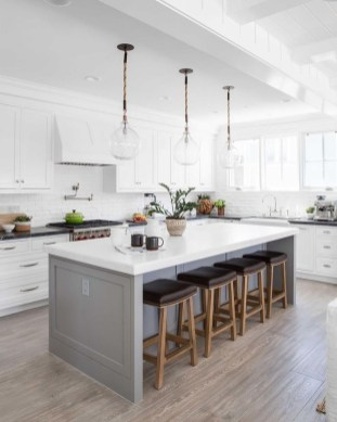 Creative Kitchen Island Design Ideas For Your Home 35
